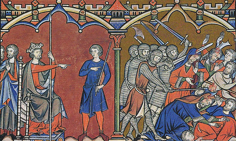 a comparison of the different views of kingship in europe during the middle ages Explain that during the middle ages the kings of england and france were very powerful (as a point of interest, the english kings were often named henry, and the french tended to be named louis there were, in fact, 18 kings called louis.