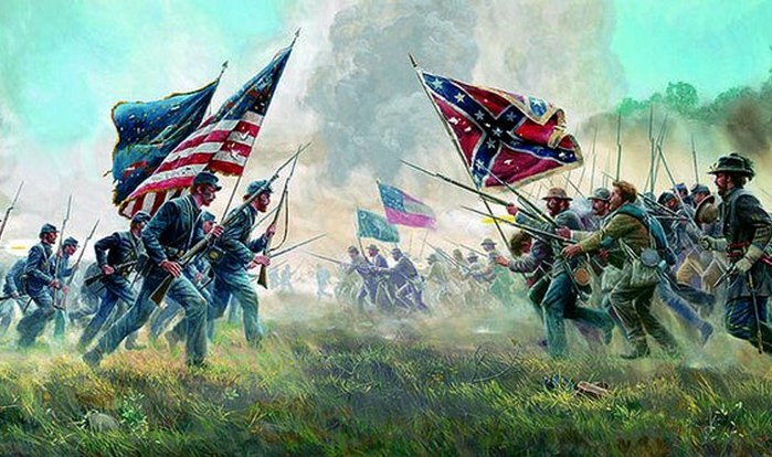 Эссе гражданская война в сша 2626