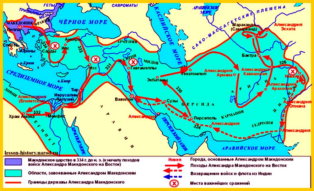 Эллинизм в Древней Греции. Итоги эпохи