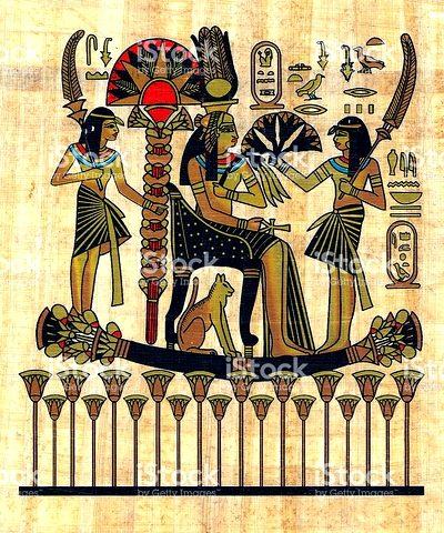 Культура Древнего Египта. Письменность