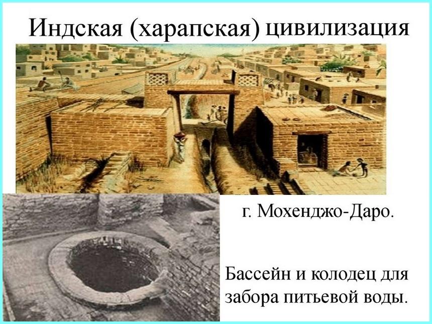 Хараппская цивилизация. Индоарии