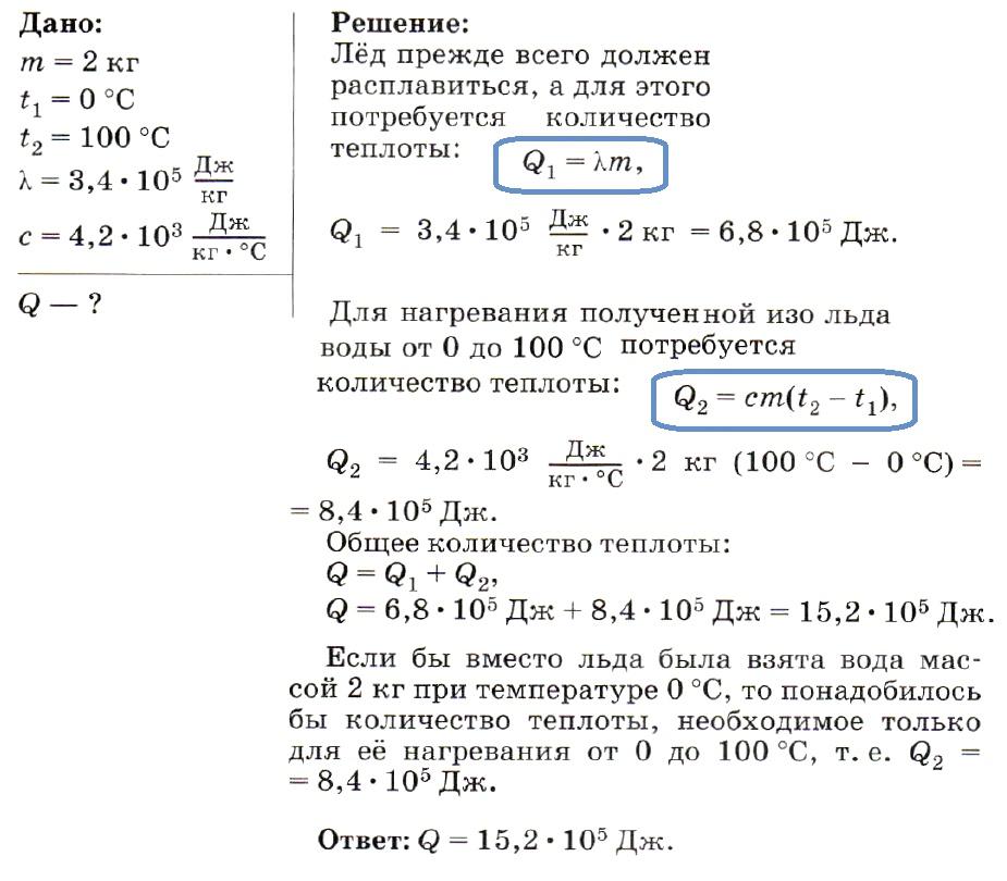 Пример решения задачи т решение задач на смеси для 7 класса
