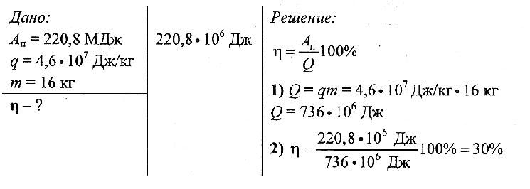 Как решить задачу на кпд двигателя математика 3 класс школа россии решение задач