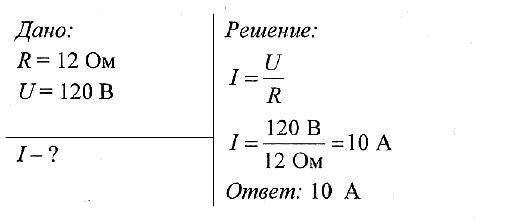 Решение задач по физике на сопротивление решение задач с растворами в 6 классе