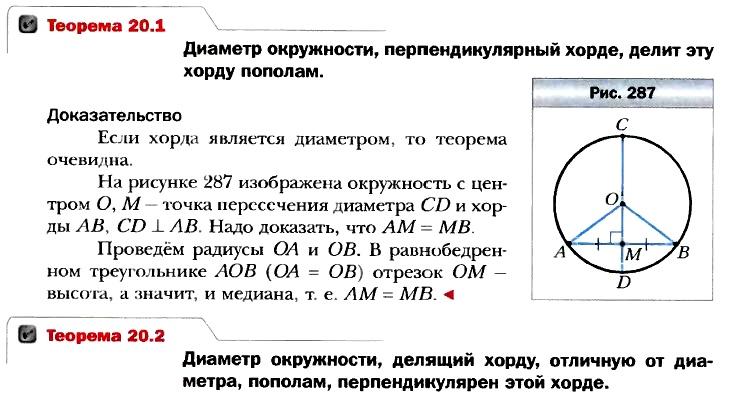 теорема 20.1