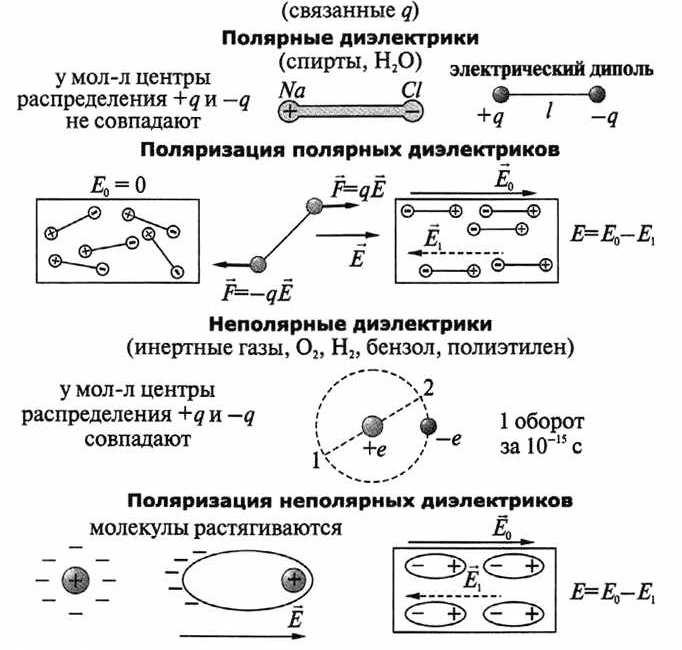 Проводники в электростатическом поле.