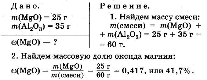 Примеры решения задач по химии растворы метод блок схем при решении логических задач