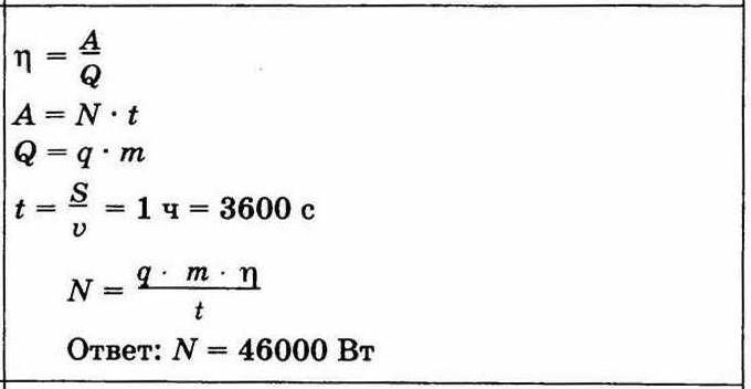 Задание 26 ОГЭ по физике. Вариант 1