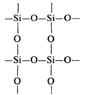 диоксид кремния решетка