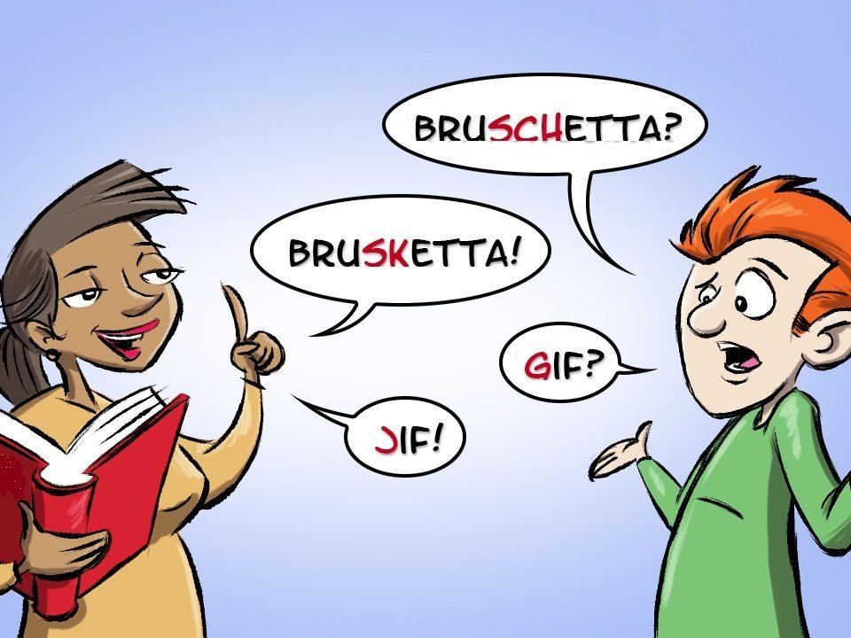 Почему речь на английском «хромает»?