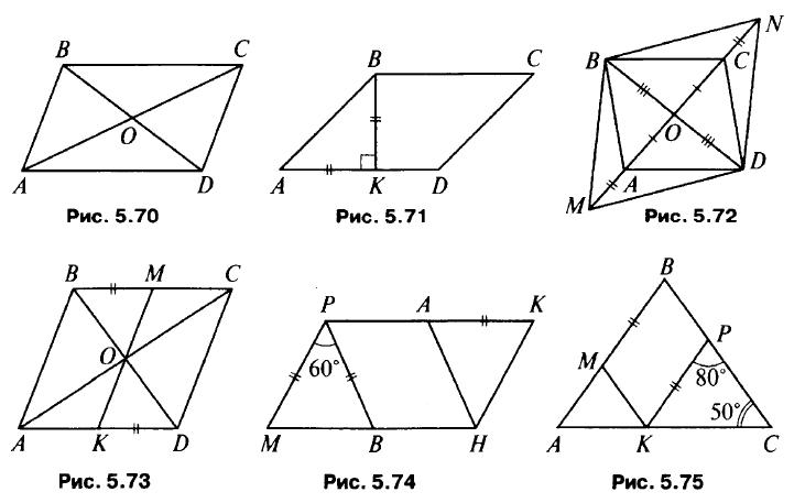 Геометрия 8 Атанасян Самостоятельная 2